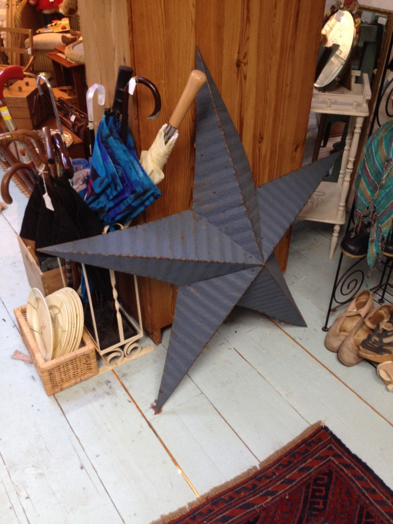 Country Rustic Vintage Amish Star